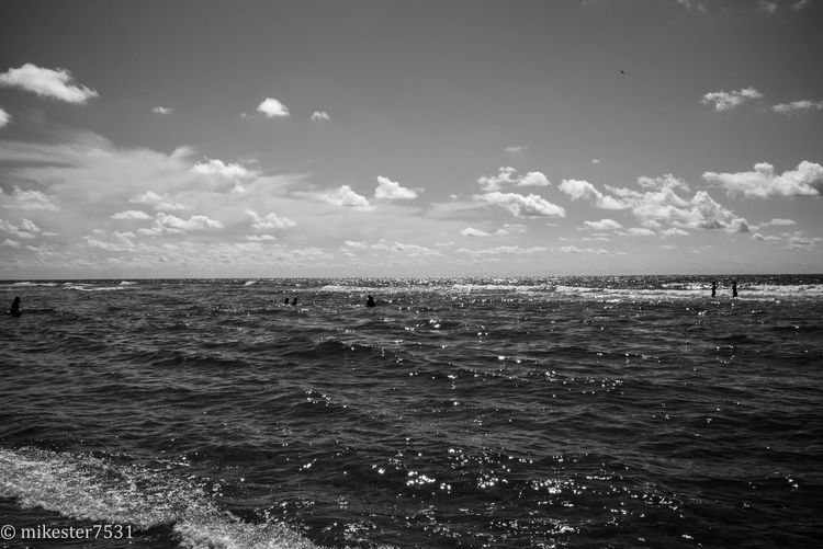 Waves, Ocean, Nature Beach Photography Kampen Sylt Northsea Leica Monochrome Black & White Nature Outdoors Ocean View Ocean
