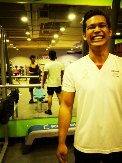 Workout buddy Fitnessfirst