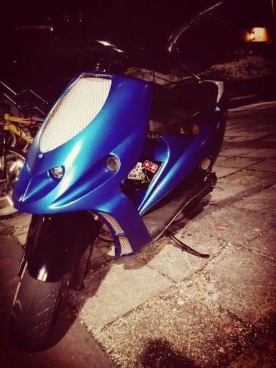 David Malaguti F12 Malagutif12 Zeg Zalaegerszeg Hungary Subaru Blue I Love You Malaguti Zala Ride Tuning