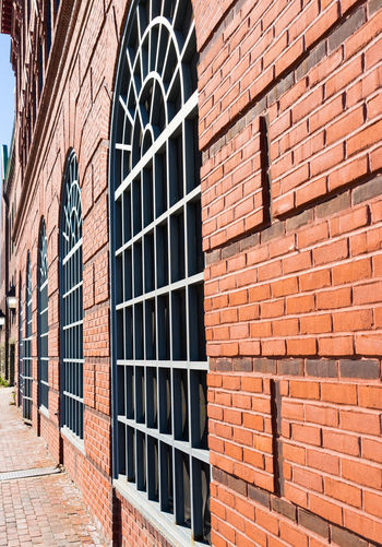 Alexandria Architecture Brick Brick Wall Building Building Exterior Built Structure Geometry Pattern Pieces Harbour Historic History House Old Old Town Potomac Potomac River Railing River Showcase: January Town Virginia Wall Washington, D. C. Window