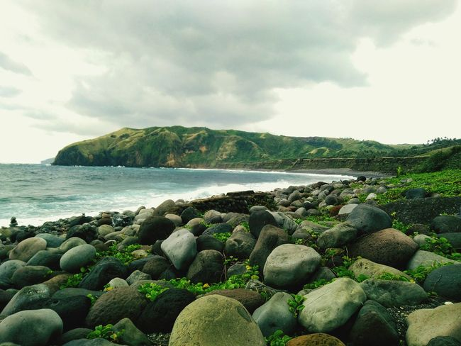 Landscape_photography Travel Photography Wheninbatanes Sea Beach Cloud - Sky Water Green Color Outdoors Nature Beauty In Nature First Eyeem Photo