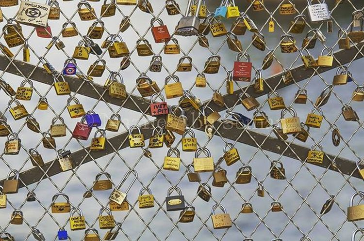 L💛VE Locks | Paris, France Travel Paris France Lovelockbridge