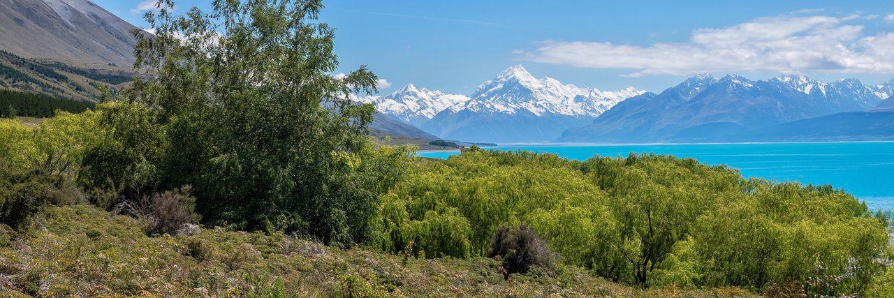 Mount Cook, New