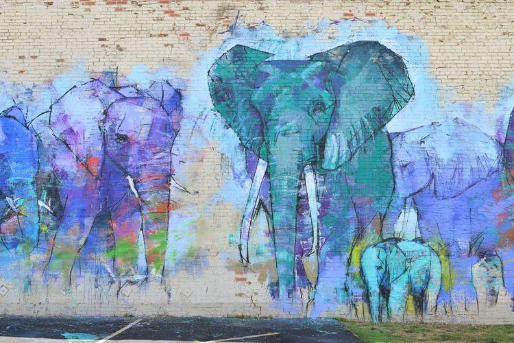 Street Art Graffiti Art Dallas Deep Ellum