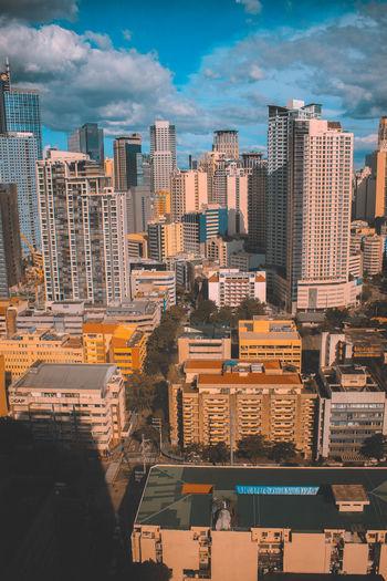 A portrait of mine @Philippines @building @cinemat @city @cityscape @daylight @photography @portrait @streetphotography