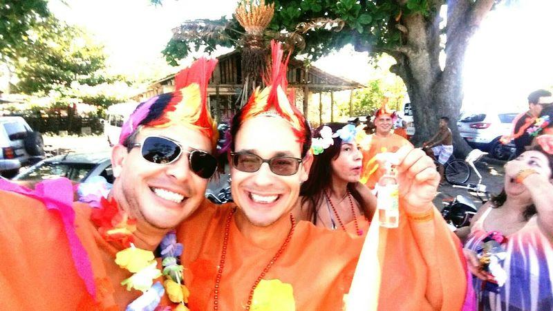 The Places I've Been Today Carnaval2015 Brasil ♥ Curtição Bloco De Rua Vitoria Bebum