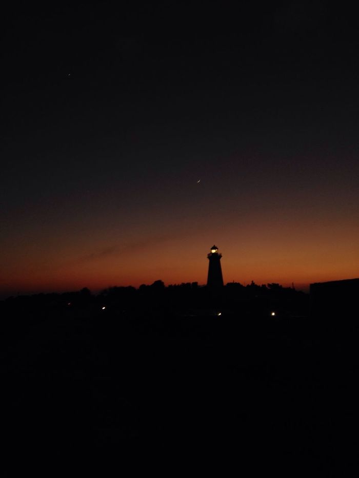 Contraste Marin Lighthouse Nature Night No People Sky Outdoors