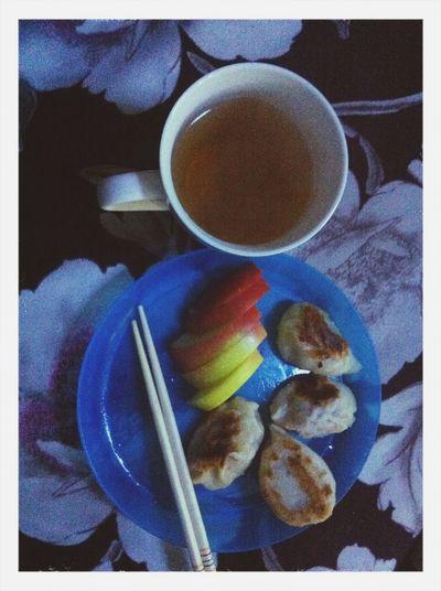 My Dinner National Food Buuz Termo Tea