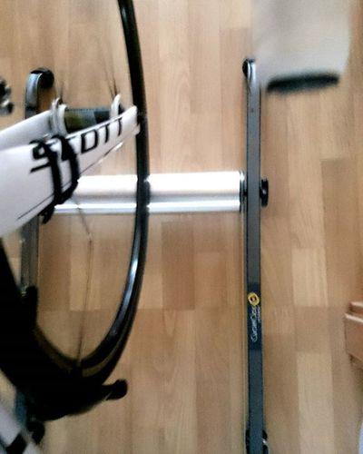 Rollentrainer Rollentraining Strava Scottfoil Scottsports Cycleops