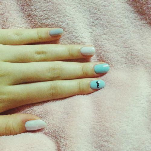Self Nail Nails Nailart