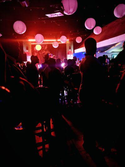 night out Popular Music Concert Crowd Nightclub Musician Nightlife