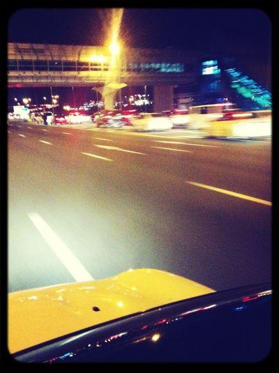 Driving my #mini