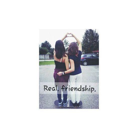 RealFriendShip Freundefürsleben ♥️ Habdichlieb