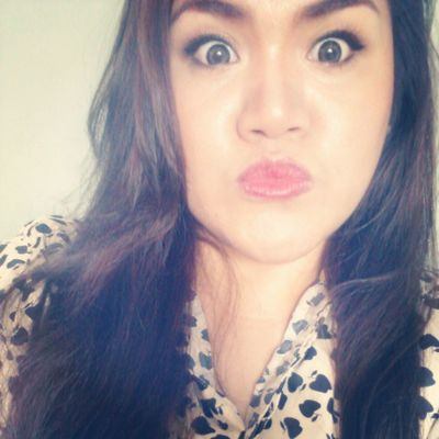 Did I scare you? :))) FOTD Theplumpinay Effyourbeautystandards Makeup girl filipinosbelike ootd