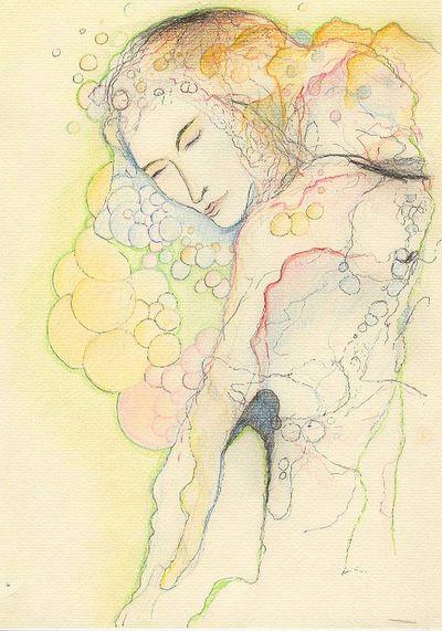 Creativity Personally Draw Crayon Dessin Couleur Dessin Perso