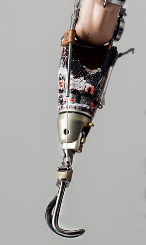 Arm Prosthetics Prosthetic Arm Amputee Veteran