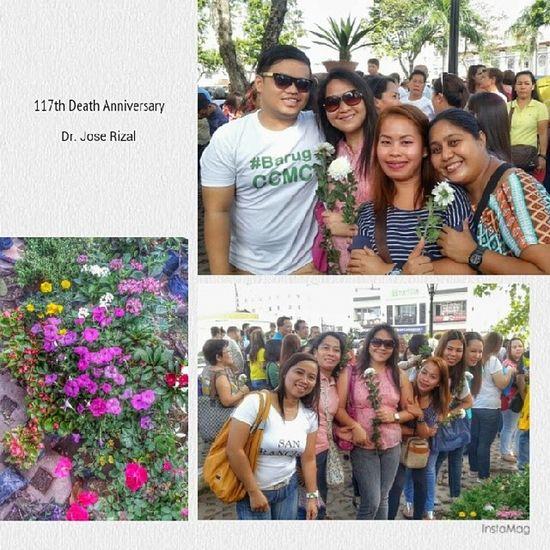 117th Death Anniversary of Dr. Jose Rizal HERO Pinoy Nationalhero Anniversary rizal pepe philippines