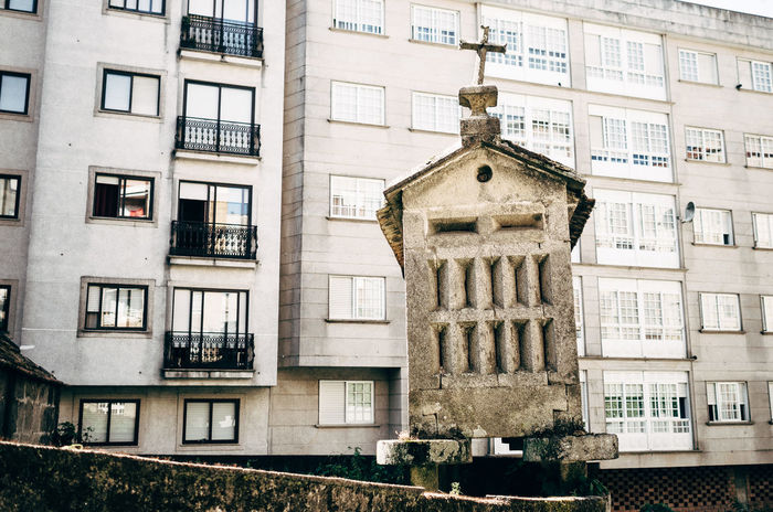 different cultures An Eye For Travel Architecture Building Exterior Built Structure City Life Day Exterior Façade Hikinggalicia Horreo Hórreo De Galicia No People Outdoors TakeoverContrast Window