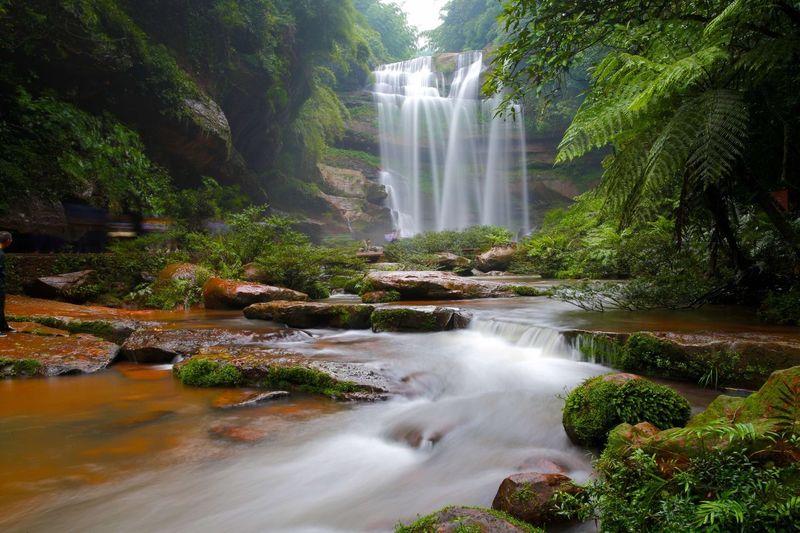 赤水 Waterfall