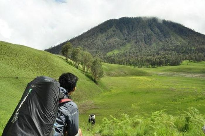 Mt. Semeru Beauty Indonesia I Love Indonesia
