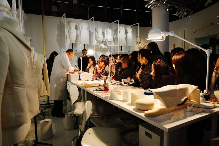 Dior Handmade Capture The Moment Shanghai, China