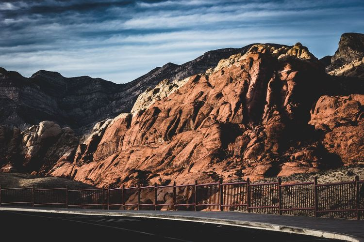 Red Rock Canyon EyeEm Best Shots EyeEmNewHere EyeEm Nature Lover EyeEm Selects Mountain Nature Outdoors Rock - Object Cloud - Sky Sky Scenics Landscape No People Beauty In Nature