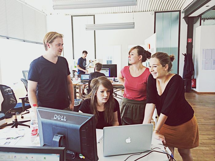 Profis Am Werk Top Secret Mission Being All Creative And Shit