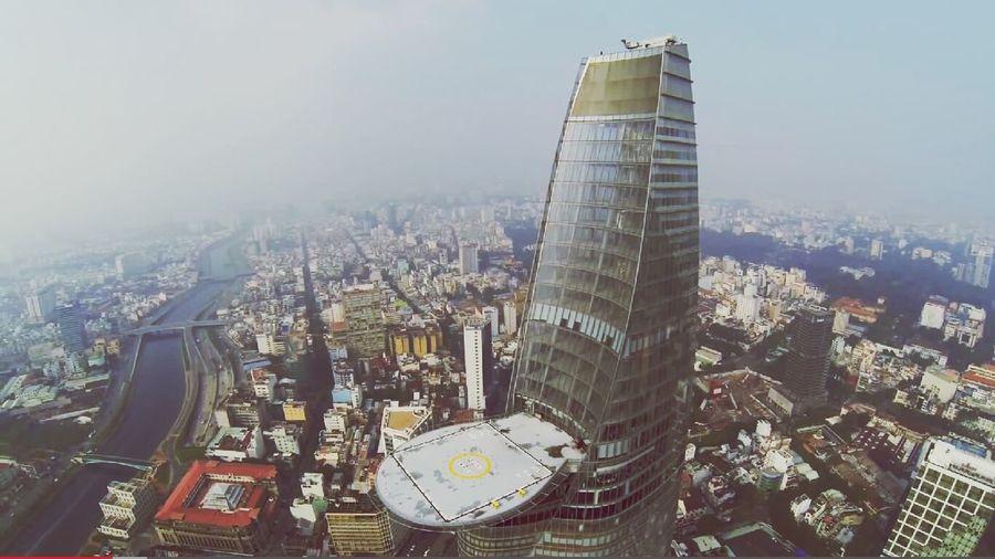 Saigon Skyline Saigon Bitexco Vietnam City 2.0 - The Future Of The City | Snapshot: http://youtu.be/tLLHlDrZLW4