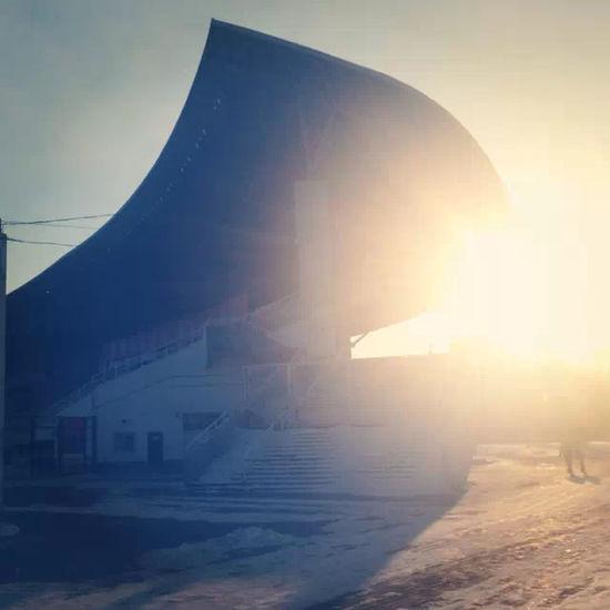 明年冬天我们再去滑冰场滑冰😎😎😎