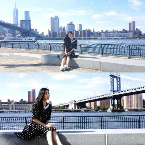 Newyork Broklyn Bridge 😚