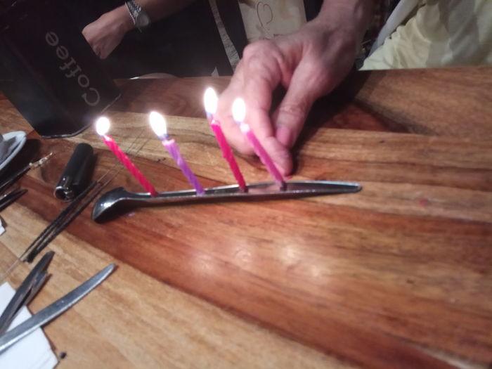 Human Hand Technology Skill  Close-up