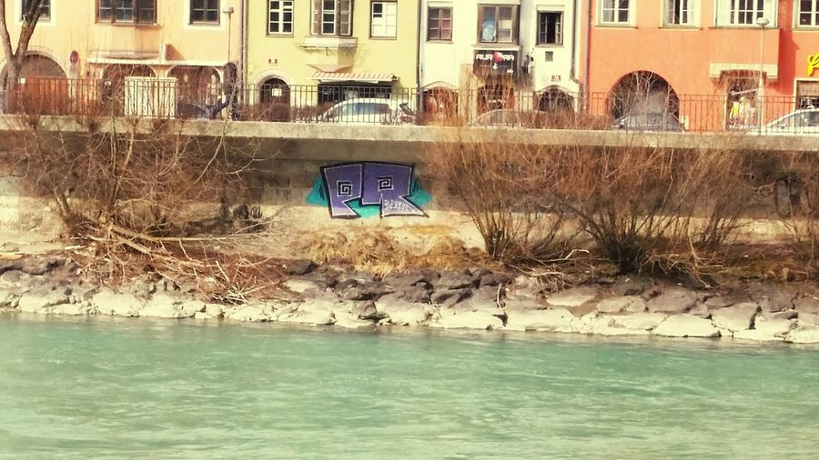Grafiti Old Markt Hand Made Art Effects Sunset Coloro In The City Austria Titol Innsbruck Colour Your Horizn Tirol  City
