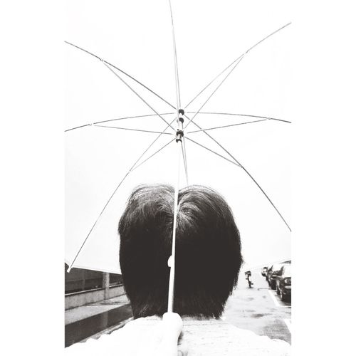 Person Black Hair Day Mom Sunday Umbrella Rain Day First Eyeem Photo