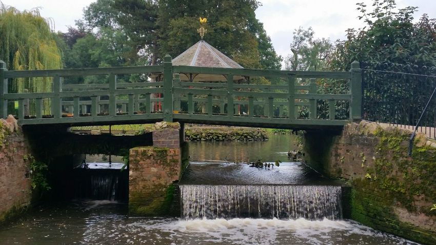 'Bridge over Troubled Water' (taken 20/09/14 The Purist (no Edit, No Filter) Streamzoofamily Tadaa Community Playing Music