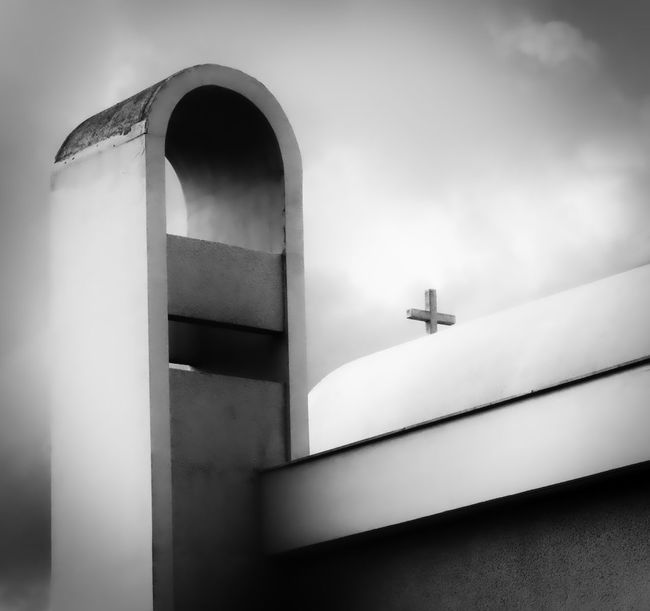 Hospital church Church, Greek Church, Church Tower Airplane Architecture Close-up Day Flying Low Angle View No People Outdoors Sky