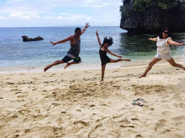 """""""Jumped for Joy!"""" ......... FamilyTime Family Goals"""