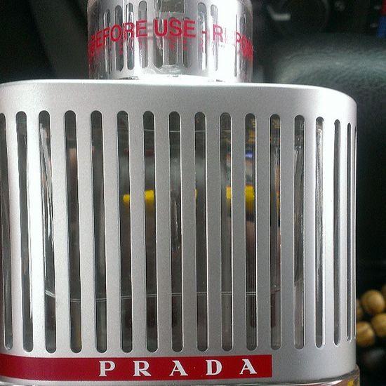 My new favorite cologne. Prada Mens Macy 's