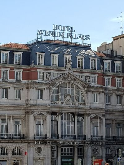 Hotel that has history and still looks for guests! Politics And Government City Façade Business Finance And Industry Residential Building Community Cityscape Low Architecture Sky Architectural Feature Building Story Architectural Design Historic Infrastructure