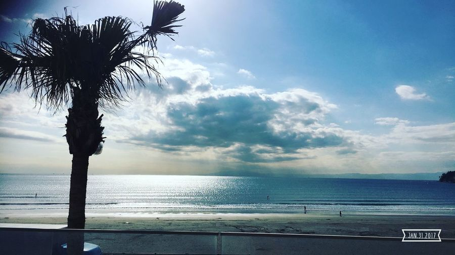 Sea Sea And Sky Beauty In Nature Beach Myfavoriteplace