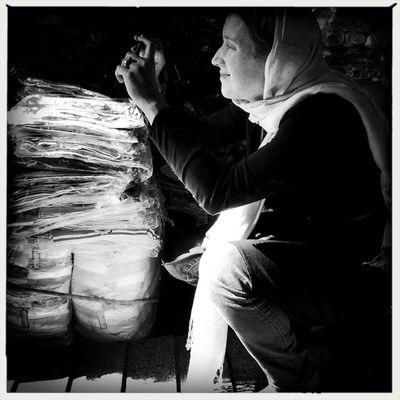 Elif Suyabatmaz shooting at the Tehran Grand Bazaar Streetphotography Blackandwhite Monochrome EyeEm Best Shots