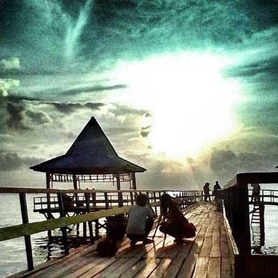 Facing The Sun Instanusantara Instanusantarasurabaya Kenjeran