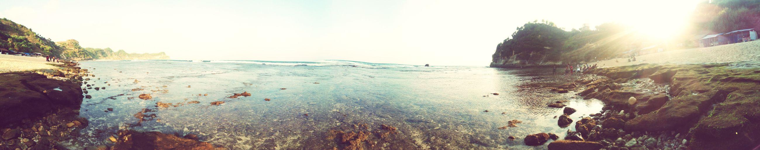 Beach Wonogiri Jawatengah Wonderful Indonesia Holiday