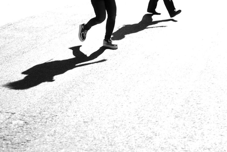 shadow Adult Adults Only Day Human Body Part Human Leg Lifestyles Low Section Men Outdoors People Real People Shadow Silhouette Sunlight The Street Photographer - 2017 EyeEm Awards The Week On Eyem Two People