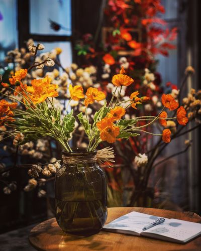 EyeEm Gallery EyeEm Best Shots Eyeemphotography EyeEm Selects Plant No People Flower Window Vase Indoors  Nature Flowering Plant Glass - Material Decoration Table Focus On Foreground Home Interior Potted Plant Freshness Close-up Transparent Beauty In Nature Day Flower Head