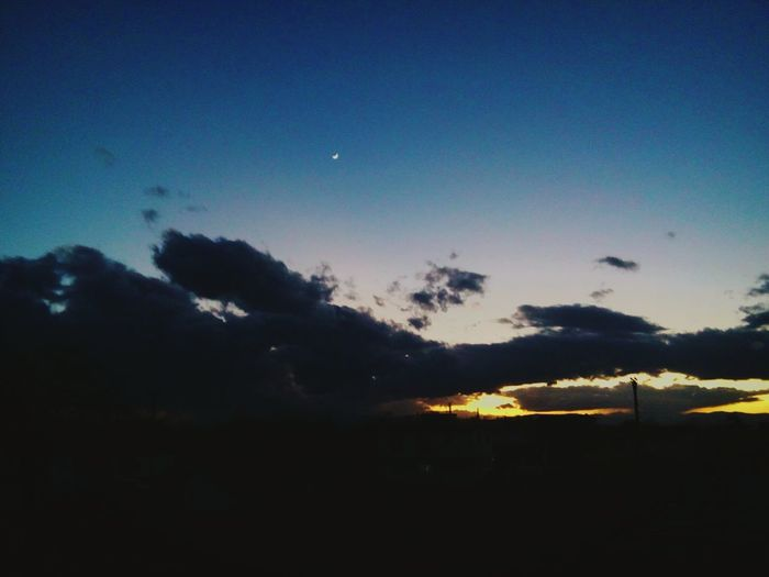 Sunset Sky First Eyeem Photo