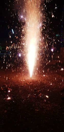 Illuminated Arts Culture And Entertainment Fireball Celebration Firework Display Firework - Man Made Object Backgrounds Heat - Temperature Event Exploding Bonfire Fire Heat Smoke Burning Fire - Natural Phenomenon Diwali Entertainment