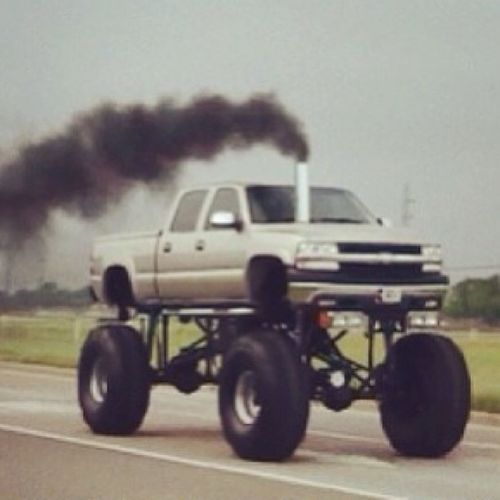 Awesome Mudtruck Rollincoal