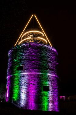 Winterleuchten Erfurt, ega No People Long Exposure Erfurt Night Nightphotography Light And Shadow Light Painting Colorful Wintertime Event Beauty In Light