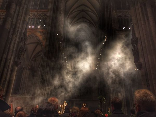 Kölner Dom Ostern 2016🌱 Cathedral Cologne Cathedral Cologne , Köln,  Cologne Weihrauch