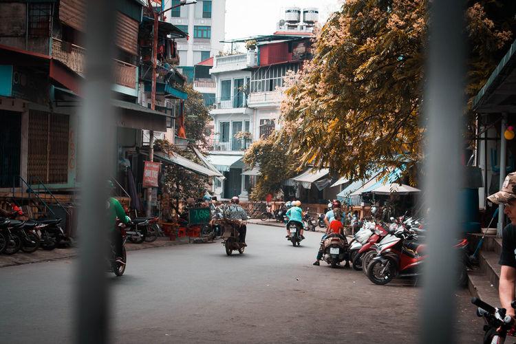 Oldquarter Streetphotography EyeEm Selects Old Quarter, Hanoi Digital Camera Railway Station Trip Bridge Everyday Asia Rewind Market